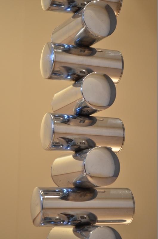 Rare grand lampe lampadaire design italien vintage storanza - Lampadaire design italien ...