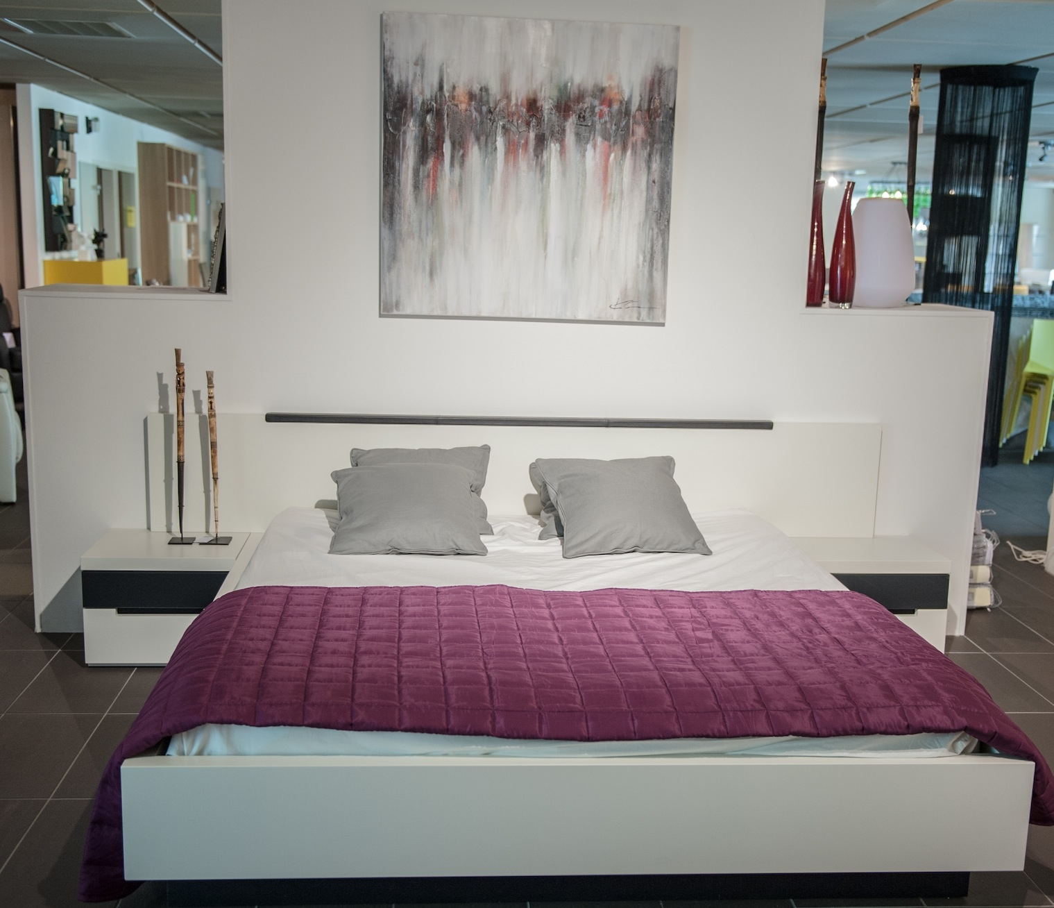 Chambre coucher hulsta storanza for Destockage chambre a coucher